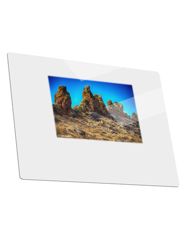 Crags in Colorado Metal Panel Wall Art Landscape - Choose Size by TooLoud