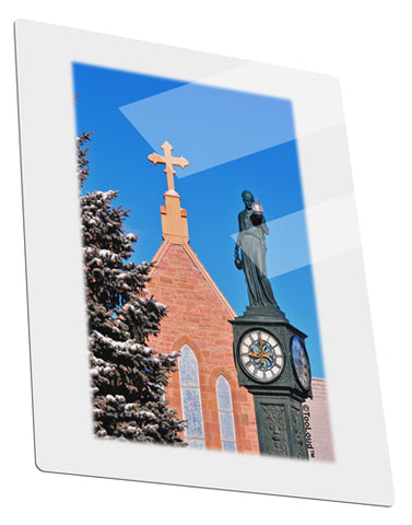 Manitou Springs Colorado Metal Panel Wall Art Portrait - Choose Size by TooLoud