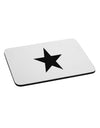 Black Star Mousepad