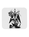 Baphomet Illustration Mousepad by TooLoud
