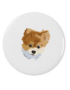 "Custom Pet Art 2.25"" Round Pin Button by TooLoud"