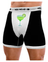 Green Margarita with Lime - Cinco de Mayo Mens NDS Wear Boxer Brief Underwear by TooLoud