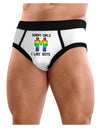 Sorry Girls I Like Boys Gay Rainbow Mens NDS Wear Briefs Underwear
