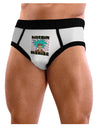 Bitcoin Maniac Crypto Mens NDS Wear Briefs Underwear 3XL Tooloud