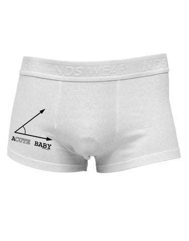 Acute Baby Side Printed Mens Trunk Underwear