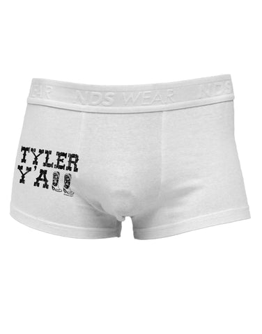 TooLoud Tyler Y'all - Southwestern Style Side Printed Mens Trunk Underwear