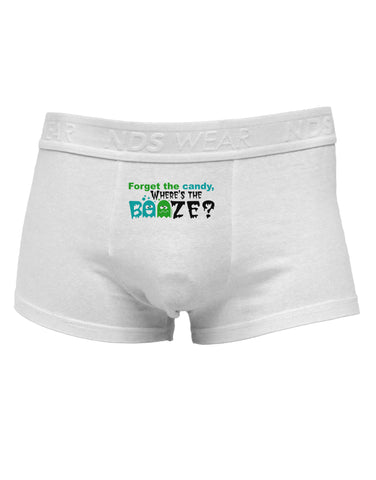 TooLoud Where's The Booze Mens Cotton Trunk Underwear