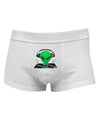 Alien DJ Mens Cotton Trunk Underwear