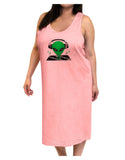 Alien DJ Adult Tank Top Dress Night Shirt