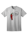 I'm a Little Chilli Adult T-Shirt AshGray 4XL Tooloud