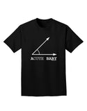 Acute Baby Adult Dark T-Shirt