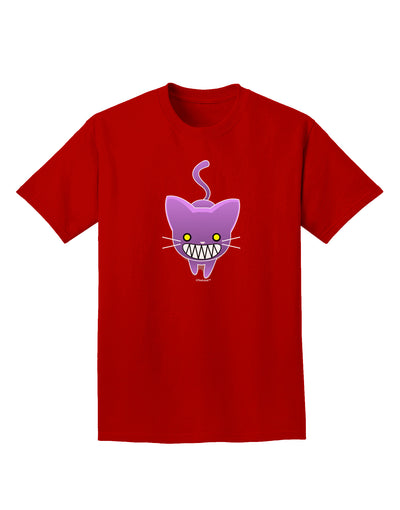 Evil Kitty Adult Dark T-Shirt