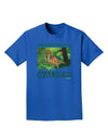 Parasaurolophus Walkeri - With Name Adult Dark T-Shirt