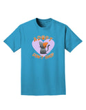 Adopt Don't Shop Cute Kitty Adult Dark T-Shirt