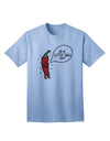 I'm a Little Chilli Adult T-Shirt Light-Blue 4XL Tooloud