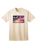 Blue Mesa Reservoir Surreal Adult T-Shirt