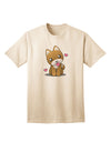 Kawaii Puppy Adult T-Shirt