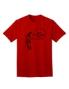 I'm a Little Chilli Adult T-Shirt Red 4XL Tooloud