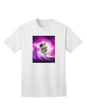 Astronaut Cat Adult T-Shirt