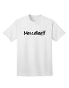 Mexico Text - Cinco De Mayo Adult T-Shirt