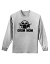 Drum Mom - Mother's Day Design Adult Long Sleeve Shirt