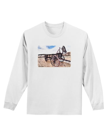 Antique Vehicle Adult Long Sleeve Shirt