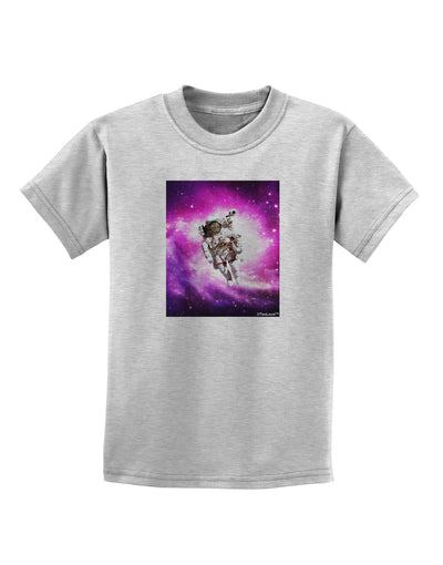Astronaut Cat Childrens T-Shirt
