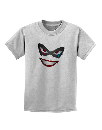 Lil Monster Mask Childrens T-Shirt