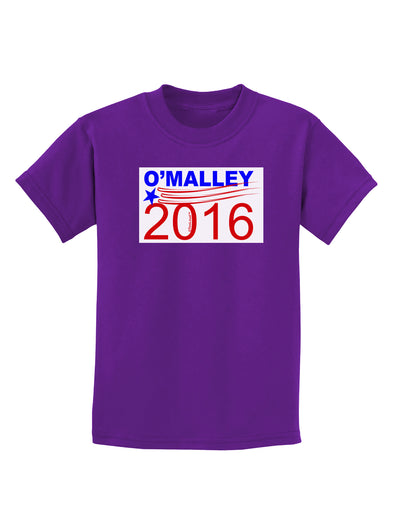 Omalley 2016 Childrens Dark T-Shirt