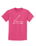 Acute Boy Childrens Dark T-Shirt