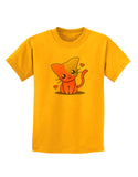Kawaii Kitty Childrens T-Shirt
