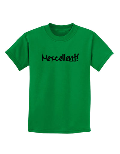Mexico Text - Cinco De Mayo Childrens T-Shirt