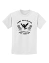 Camp Half Blood Cabin 6 Athena Childrens T-Shirt