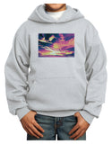 Blue Mesa Reservoir Surreal Youth Hoodie Pullover Sweatshirt