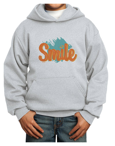 Smile Youth Hoodie Ash Extra-Large Tooloud