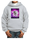 Astronaut Cat Youth Hoodie Pullover Sweatshirt