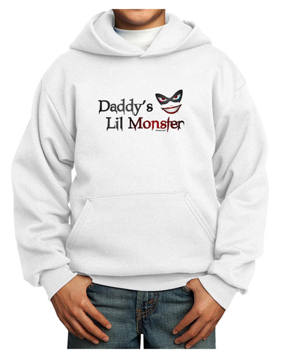 Daddys Lil Monster Youth Hoodie Pullover Sweatshirt