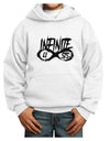 Infinite Lists Youth Hoodie Pullover Sweatshirt by TooLoud