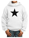 Black Star Youth Hoodie Pullover Sweatshirt