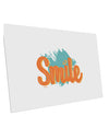 TooLoud Smile 10 Pack of 6x4 Inch Postcards