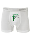 Peace Man Alien Boxer Briefs