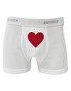 Big Red Heart Valentine's Day Boxer Briefs
