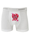 Be My Valentine Romantic Hearts Boxer Briefs