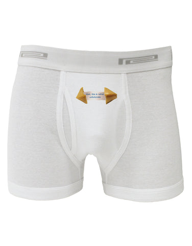 TooLoud Unfortunate Cookie Boxer Briefs