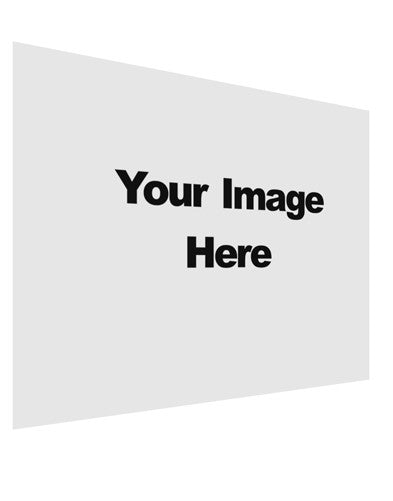 Your Own Image Customized Picture Matte Poster Print Landscape - Choose Size