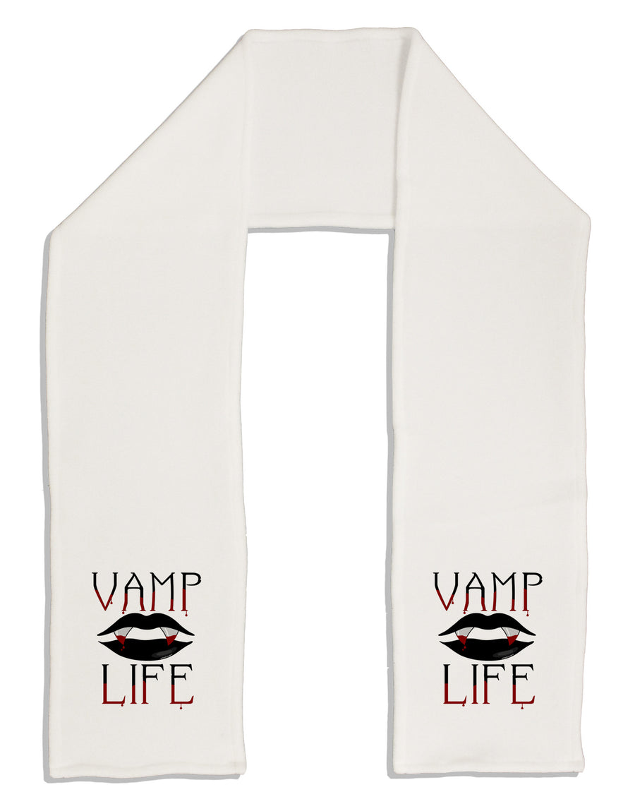 "Vamp Life Adult Fleece 64"" Scarf"