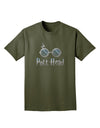 Pott Head Magic Glasses Adult Dark T-Shirt