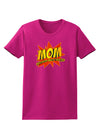 Mom Master Of Multi-tasking Womens Dark T-Shirt