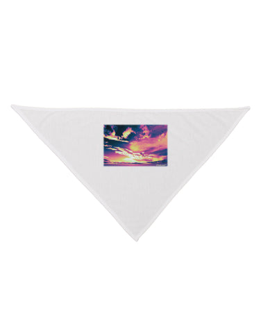 Blue Mesa Reservoir Surreal Dog Bandana 26