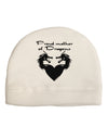 Proud Mother of Dragons Adult Fleece Beanie Cap Hat
